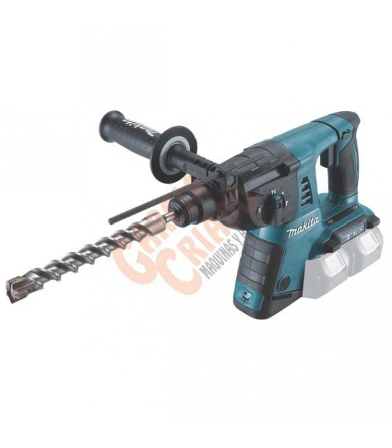 Martillo Ligero 36V Li-ion 26mm Makita DHR263Z