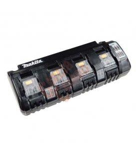 Multicargador 4 puertos Makita DC18SF