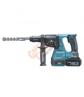 Martillo ligero 18V Litio-ion Makita DHR243RME