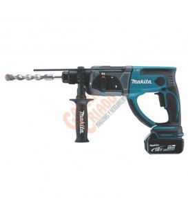Martillo ligero 18V Litio-ion 4.0Ah Makita DHR202RME