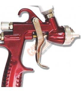 Pistola de pintar retoques por gravedad EP403R