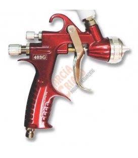 Pistola de pintar por gravedad Mito EP403G