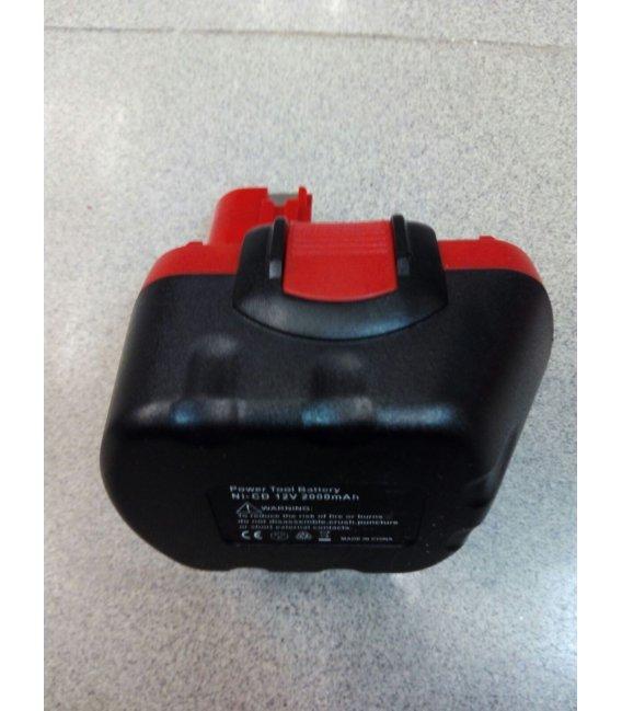 Batería NI-CD 12,0V 2.0Ah compatible Bosch