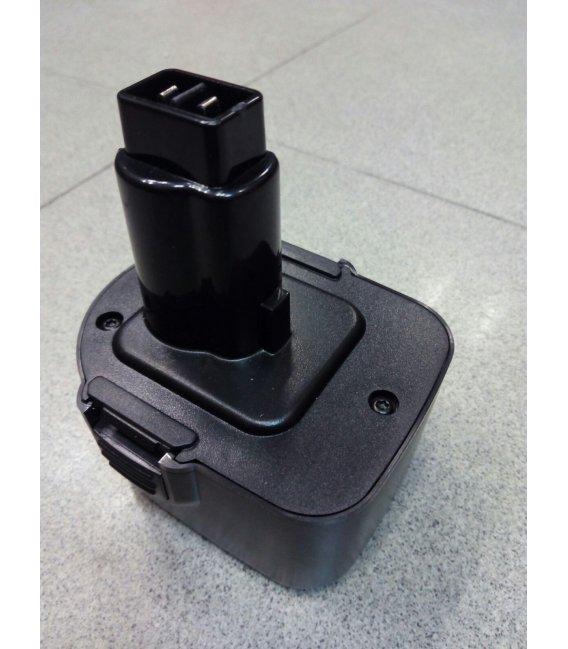 Batería NI-CD 12,0V 2.0Ah compatible Dewalt