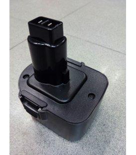Batería NI-CD 12,0V 2.0Ah compatible Dewalt DE9071