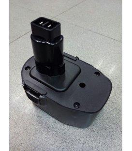 Batería NI-CD 14,4V 2.0Ah compatible Dewalt DE9091