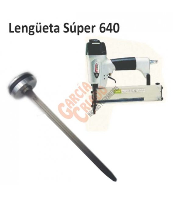 Lengúeta EZ-FASTEN Super 640
