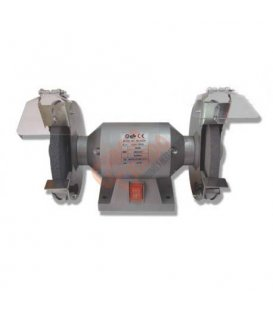 Esmeril eléctrico doble piedra Clavesa HE0200