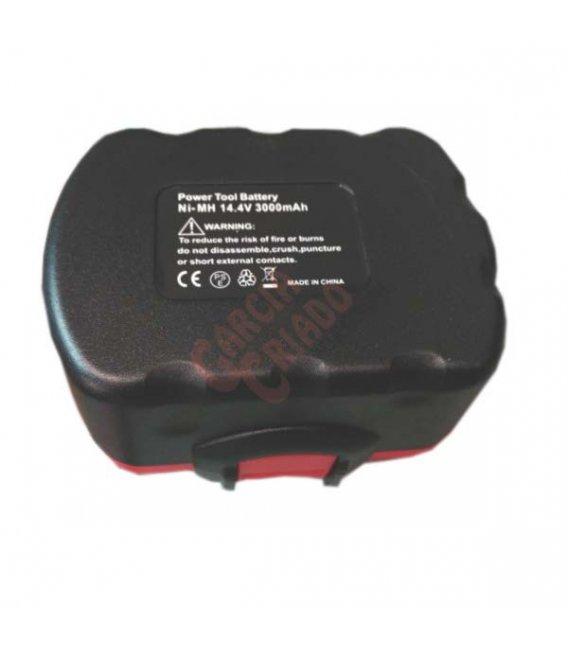 Batería Ni-Nh 14,4V 3AH compatible BOSCH
