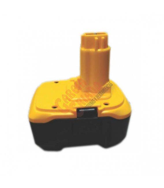 Batería li-Ion 18V 3Ah compatible Dewalt DE9180