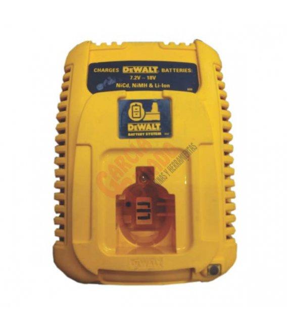Cargador de Baterías compatible DeWalt de 7,2 a 18V DE9310