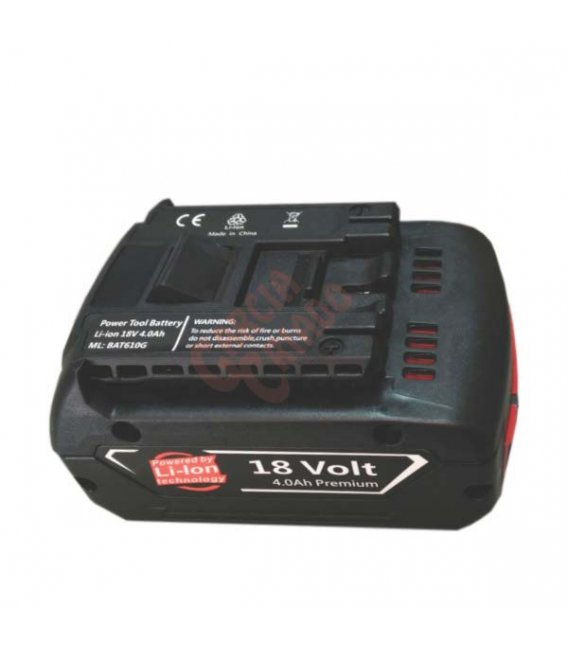 Batería litio 16V 4AH compatible BOSCH