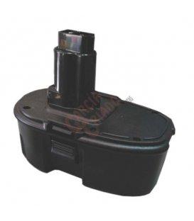 Batería NI-MH 18V 3Ah compatible Dewalt CMLDC9096