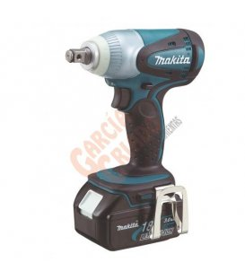 Llave de impacto 18V Litio-ion Makita BTW251RFE
