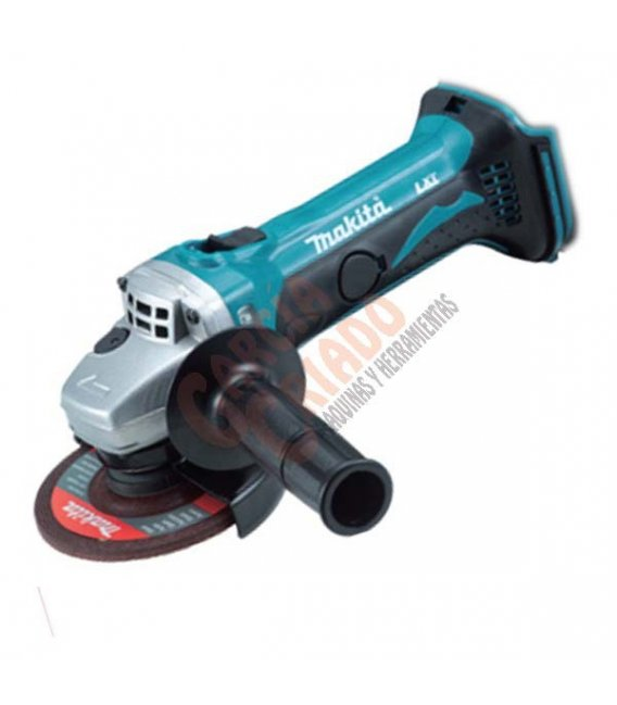 Miniamoladora 18V Litio-ion 115mm Makita DGA452Z