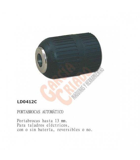 Portabrocas automático plástico Ferrestock LD0412C