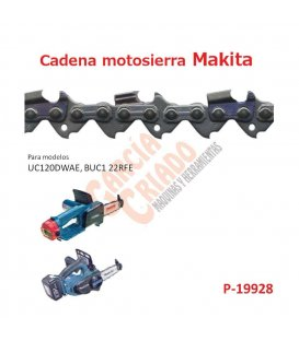 Cadena motosierra Makita P19928