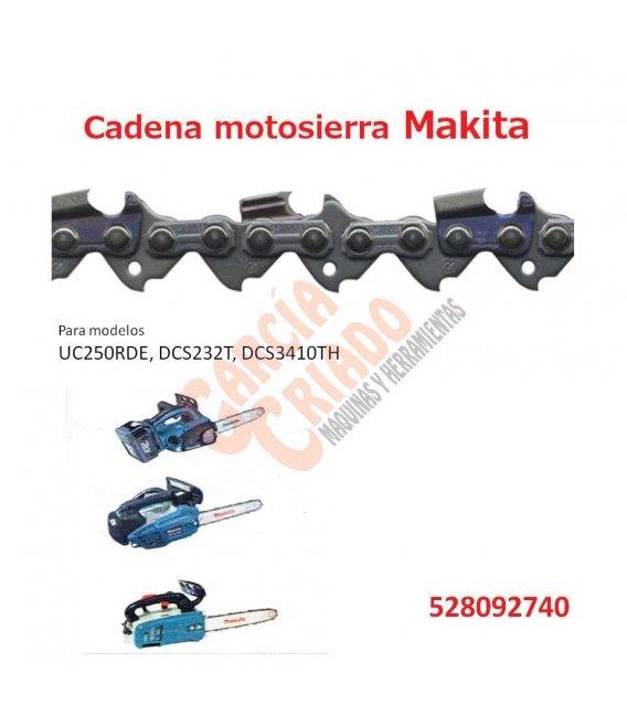 Cadena motosierra Makita 528092740
