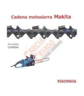Cadena motosierra Makita 958290656