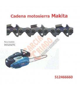 Cadena motosierra Makita 512466660