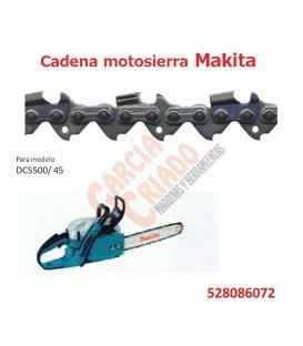 Cadena motosierra Makita 528086072