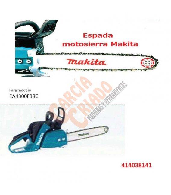 Espada motosierra Makita 414038141