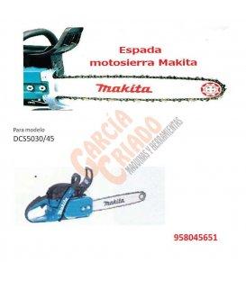Espada motosierra Makita 958045651