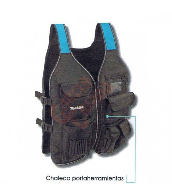Chaleco portaherramientas Makita P72089