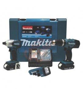 Kit combo makita DK18017