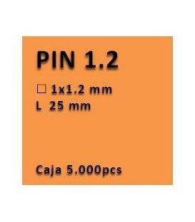 Clavo sin cabeza clavadora 1.2 - 25 PU1025