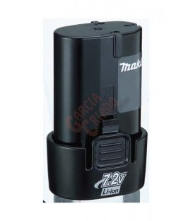 Batería de litio 7,2V 1.0Ah Makita BL7010