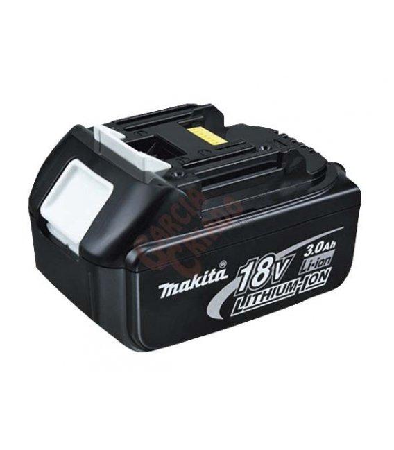 Batería de litio 18V 3.0Ah Makita BL1830