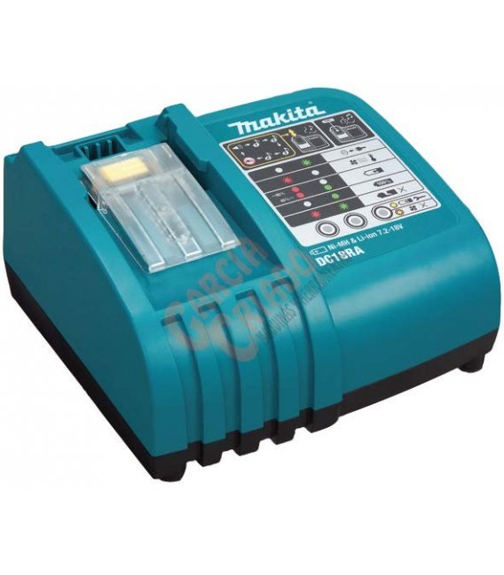 Cargador LXT 18V Litio-ion Makita DC18RA