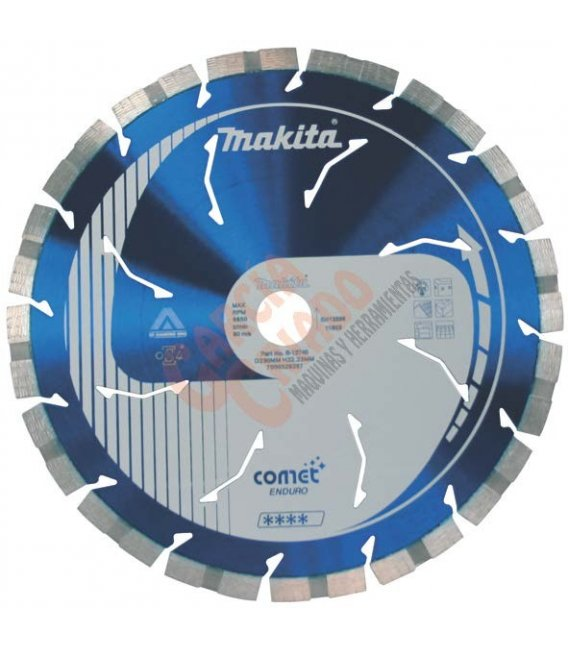 Disco de diamante Comet Enduro 230 mm B12740