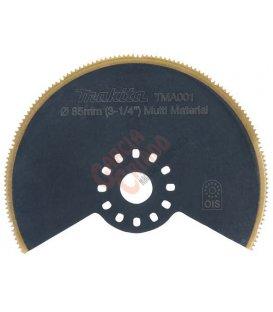 Cuchilla de corte segmentada multiherramienta Makita B21272