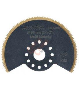 Cuchilla de corte segmentada multiherramienta Makita B21288