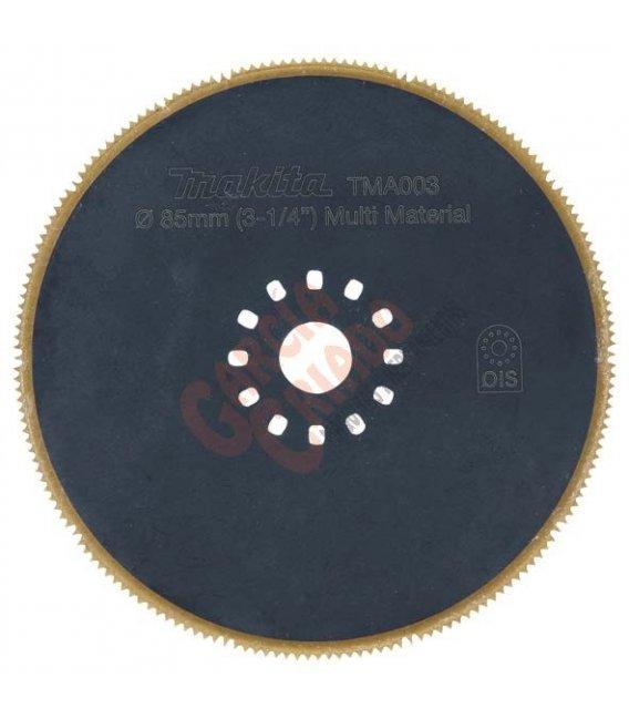 Cuchilla de corte circular multiherramienta Makita B21294