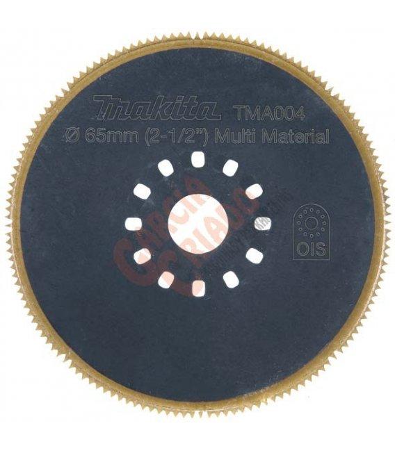 Cuchilla de corte circular multiherramienta Makita B21303