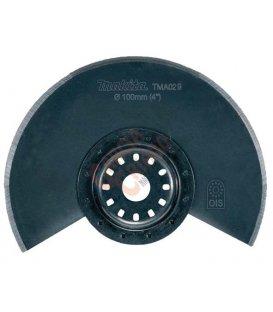 Cuchilla de corte segmentada 100mm multiherramienta Makita B34827