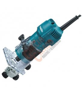 Fresadora 6mm Makita 3709