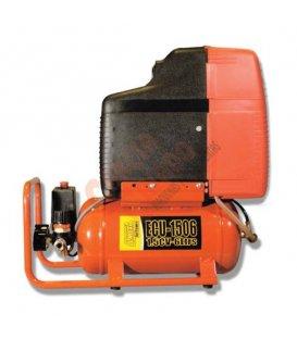 Compresor directo sin aceite 1,5cv 6lt ECU1506
