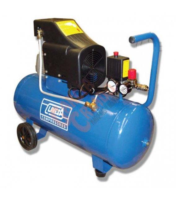 Compresor directo sin aceite 2cv 50lt NK2050
