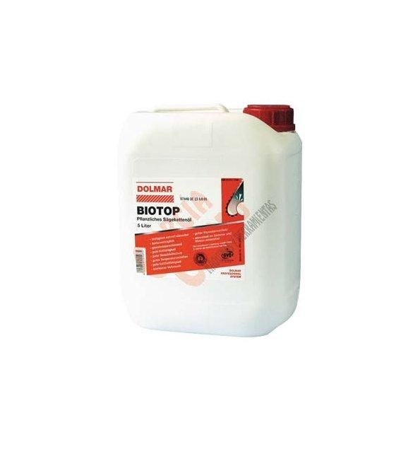 Aceite de cadena Biotop 5L 980008211