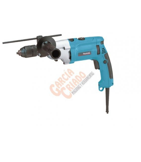 Taladro percutor 1.010W 13mm Makita HP2071